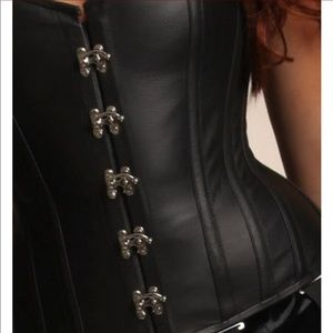 hips & curves Other - Size 36 leather corset. Hips and curves